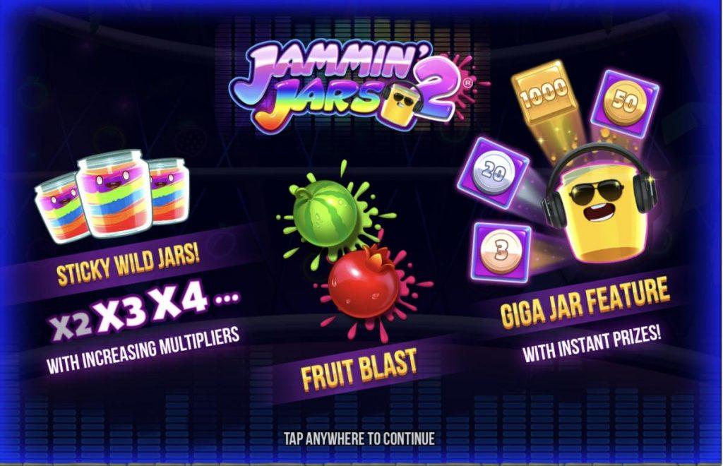 Jammin Jars 2-เกม